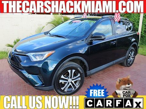 2017 Toyota RAV4 for sale in Hialeah, FL