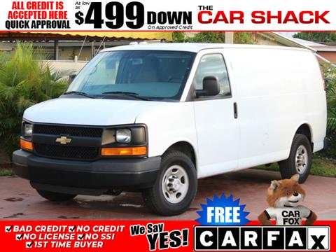 2014 Chevrolet Express Cargo for sale in Hialeah, FL