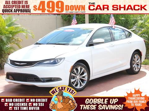 2016 Chrysler 200 for sale in Hialeah, FL