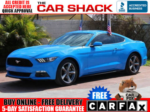2017 Ford Mustang for sale at The Car Shack in Hialeah FL
