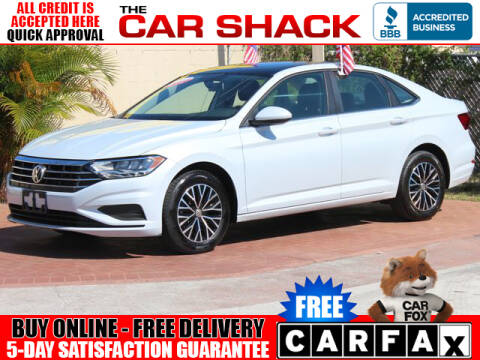 2019 Volkswagen Jetta for sale at The Car Shack in Hialeah FL