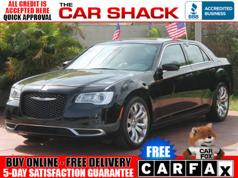 2018 Chrysler 300 for sale at The Car Shack in Hialeah FL