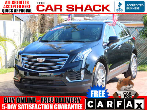2017 Cadillac XT5 for sale at The Car Shack in Hialeah FL