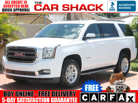 2020 GMC Yukon for sale at The Car Shack in Hialeah FL