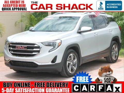 2018 GMC Terrain for sale at The Car Shack in Hialeah FL