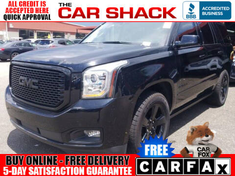 2015 GMC Yukon for sale at The Car Shack in Hialeah FL