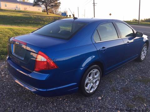 2011 Ford Fusion for sale in Bedford, PA