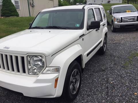 2008 Jeep Liberty for sale in Bedford, PA