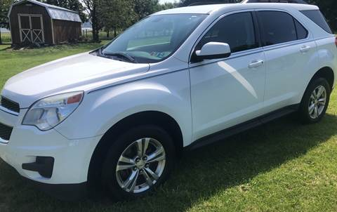 Equinox For Sale >> Chevrolet Equinox For Sale In Bedford Pa Cessna Motors Inc
