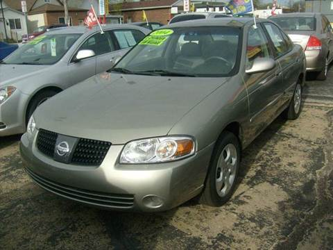 2004 Nissan Sentra for sale in Hammond, IN