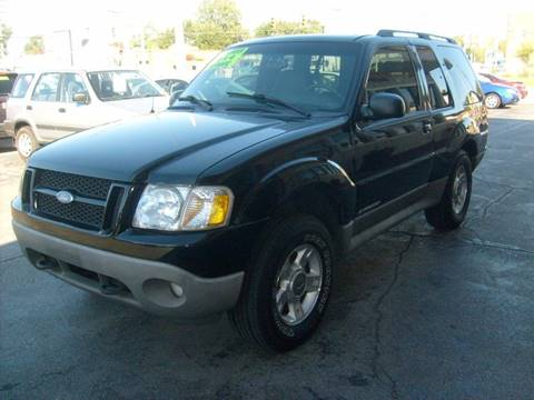 2002 Ford Explorer Sport for sale in Hammond, IN