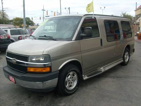 2004 Chevrolet G1500 For Sale In Hammond IN