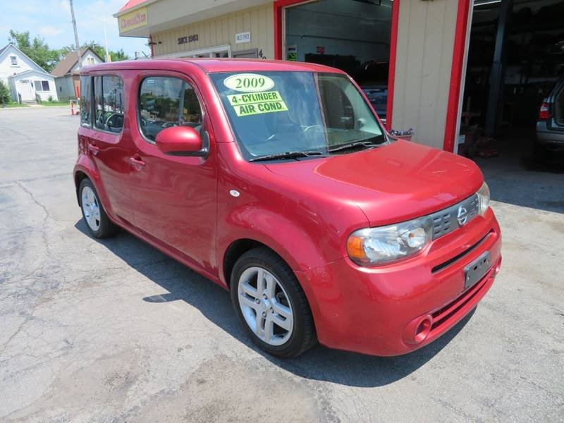 2009 Nissan Cube 1.8 4dr Wagon   Hammond IN