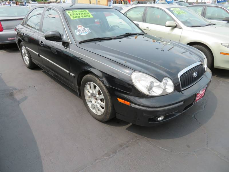 2003 Hyundai Sonata GLS 4dr Sedan   Hammond IN