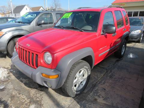 2003 Jeep Liberty for sale in Hammond, IN