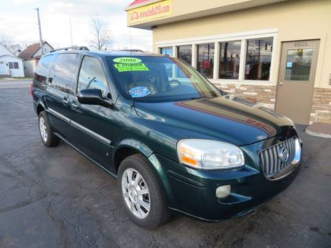 2006 Buick Terraza For Sale In Hammond In