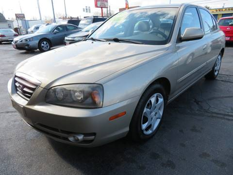 2005 Hyundai Elantra for sale in Hammond, IN