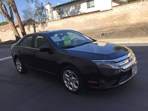 2010 Ford Fusion for sale in Covina, CA