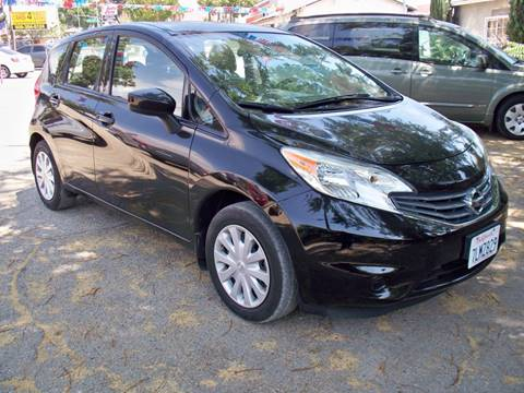 2015 Nissan Versa Note for sale in Covina, CA