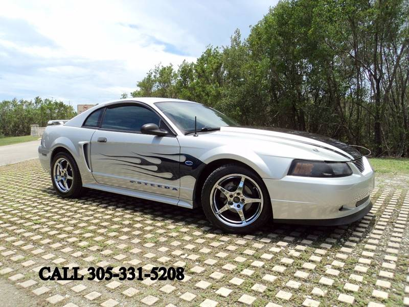 2001 Ford Mustang GT Deluxe 2dr Coupe - Hollywood FL
