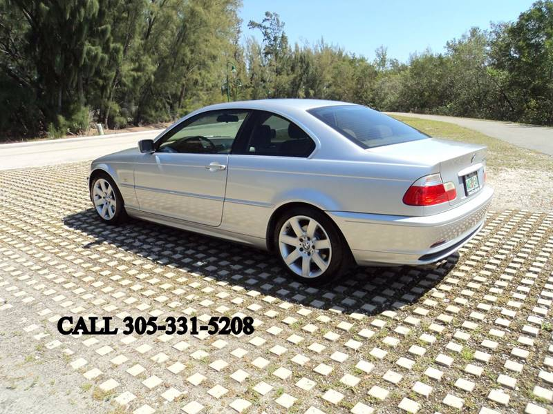 2002 BMW 3 Series 325Ci 2dr Coupe - Hollywood FL