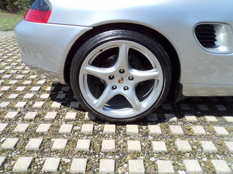 1999 Porsche Boxster 2dr Convertible - Hollywood FL