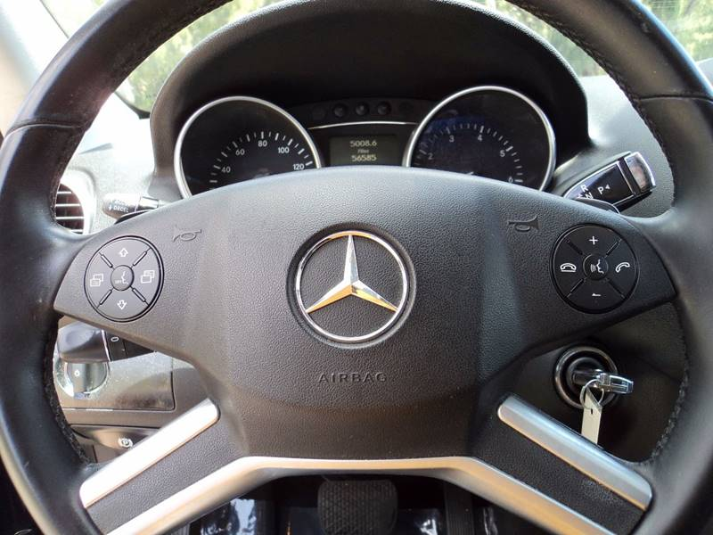 2011 Mercedes-Benz M-Class ML 350 4dr SUV - Hollywood FL