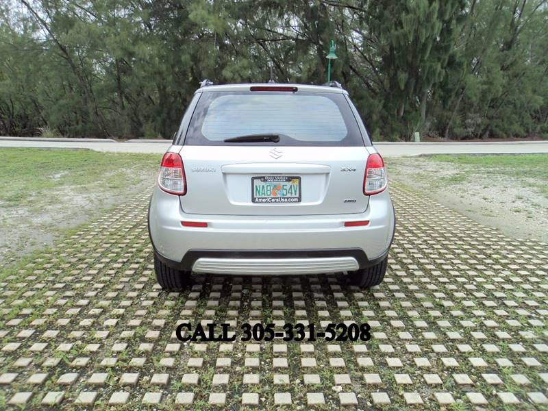2008 Suzuki SX4 Crossover AWD 4dr Crossover w/Convenience Package 4A - Hollywood FL