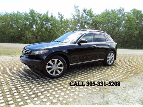 2008 Infiniti FX45 for sale in Hollywood, FL