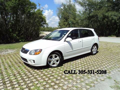 2008 Kia Spectra for sale in Hollywood, FL