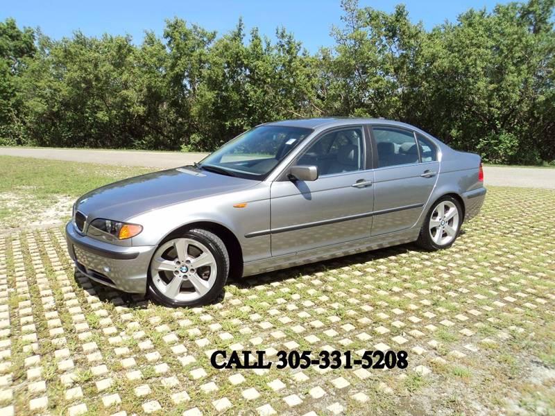 2004 Bmw 3 Series 330i 4dr Sedan In Hollywood FL  AMERICARSUSA