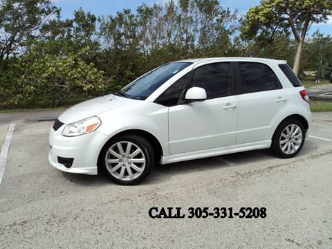2011 Suzuki SX4 Sportback for sale in Hollywood, FL