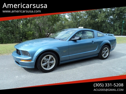2006 Ford Mustang for sale in Hollywood, FL