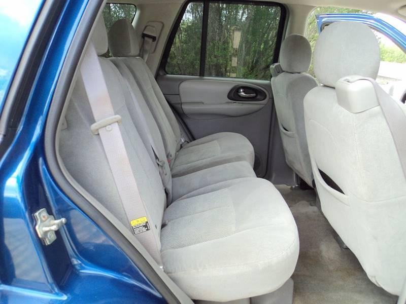 2006 Chevrolet TrailBlazer LS 4dr SUV w/1SB - Hollywood FL