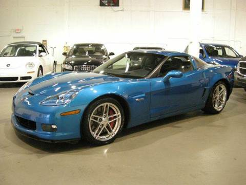 2008 Chevrolet Corvette for sale at Americarsusa in Hollywood FL