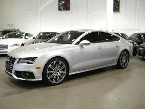 2012 Audi A7 for sale at Americarsusa in Hollywood FL