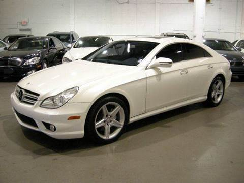 2010 Mercedes-Benz CLS-Class for sale at Americarsusa in Hollywood FL