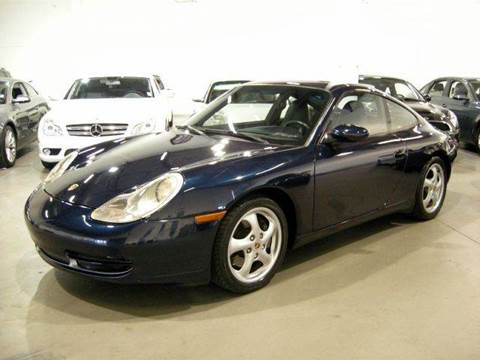 2000 Porsche 911 for sale at Americarsusa in Hollywood FL