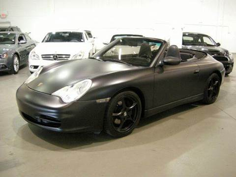 2003 Porsche 911 for sale at Americarsusa in Hollywood FL
