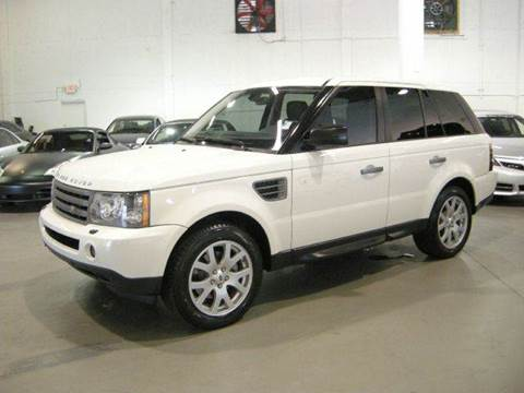 2009 Land Rover Range Rover Sport for sale at Americarsusa in Hollywood FL