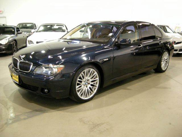 2007 BMW 7 Series for sale at Americarsusa in Hollywood FL