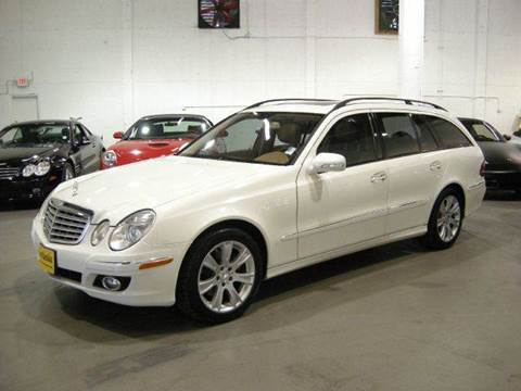 2008 Mercedes-Benz E-Class for sale at Americarsusa in Hollywood FL