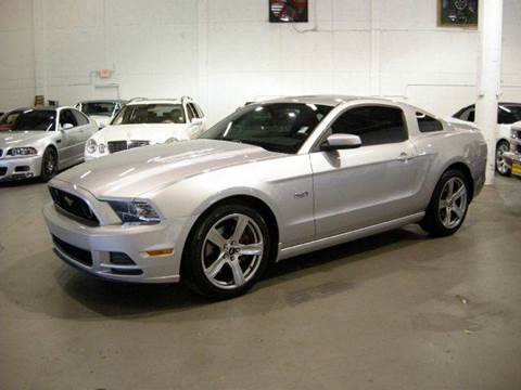 2013 Ford Mustang for sale at Americarsusa in Hollywood FL