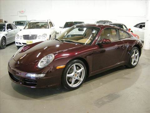2006 Porsche 911 for sale at Americarsusa in Hollywood FL
