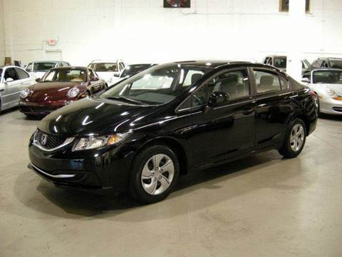 2013 Honda Civic for sale at Americarsusa in Hollywood FL