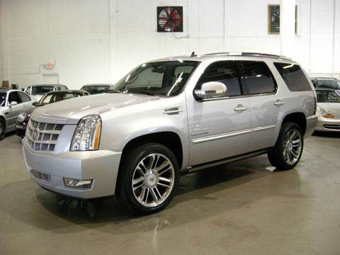 2012 Cadillac Escalade for sale at Americarsusa in Hollywood FL