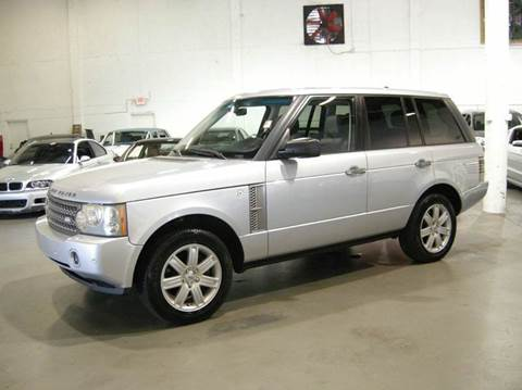 2007 Land Rover Range Rover for sale at Americarsusa in Hollywood FL
