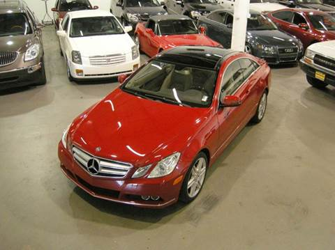 2010 Mercedes-Benz E-Class for sale at Americarsusa in Hollywood FL