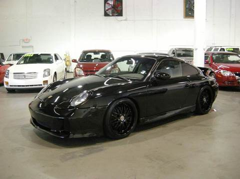 1999 Porsche 911 for sale at Americarsusa in Hollywood FL