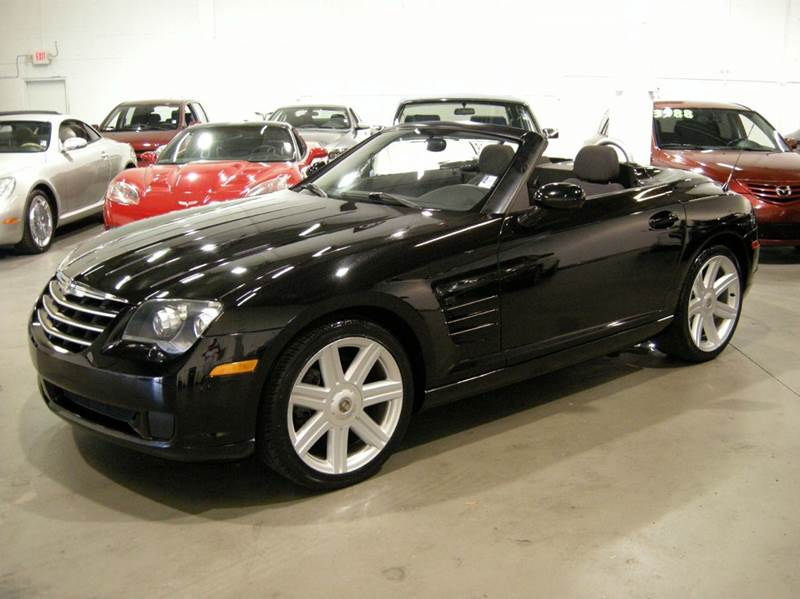 2007 Chrysler Crossfire for sale at Americarsusa in Hollywood FL